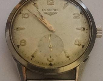 Men's vintage Longines watch