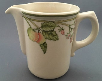Wedgwood Wild Apple Granada Shape O.T.T. Milk Jug