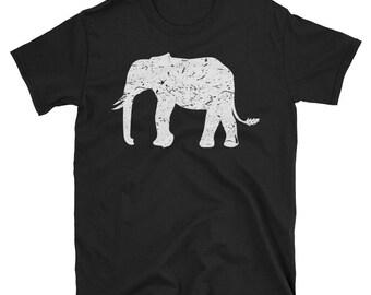 Sacred White Elephant T shirt