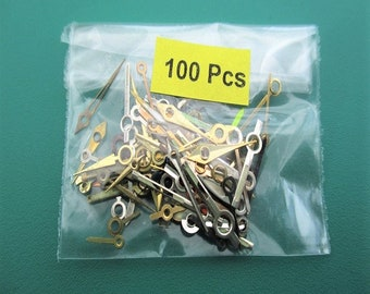 Vintage Watch Hour and Minute Hand Selection 100 Pieces New Old Stock