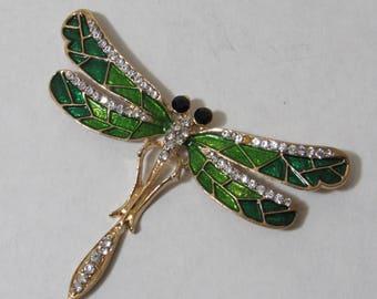 Garden Dragonfly Magnet