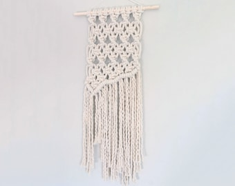 Macrame Wall Hanging | Modern Macrame | Tapestry | Wall Hanging | Boho Decor