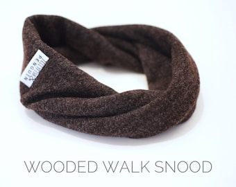 H E R I T A G E Wooded walk handmade snuggle snood
