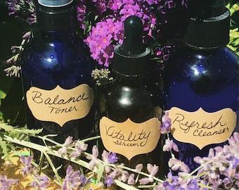 All Natural Skin Care Regime