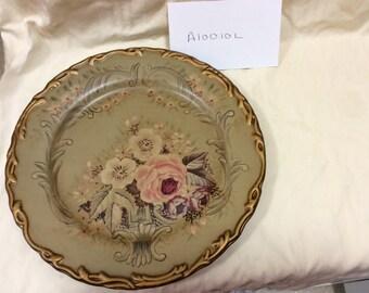 Lilian August plate