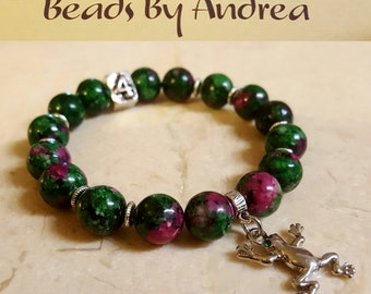 Sorority Line Number Collection-Pink & Green