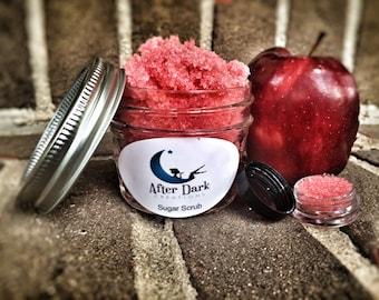 Red Apple Scrub 4oz Jar *Free Gift*|Skincare|Body polish