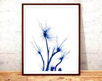 Tropical Abstract Print, Wall Art, Printable Digital Download, Modern Art, Watercolor Art, Printable Art, Beautiful Art Print, Home Decor