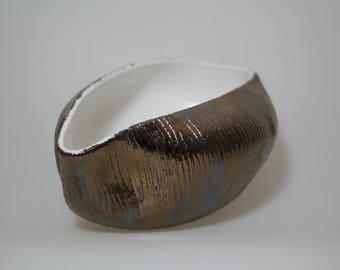 Ceramic shell in shell design