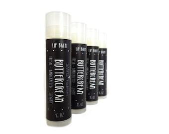 Lip Balm | Best Seller | Buttercream | Best Lip Balm | Lip Salve | Skincare for Lips | Artisan Lip Balm | Beeswax Lip Balm | Chapstick |