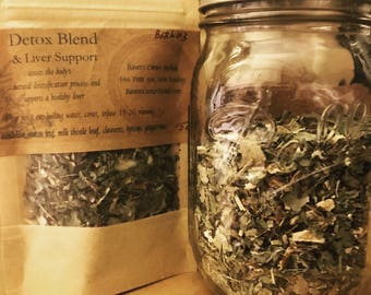 Detox Herbal Tea Blend