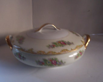 Beautiful Covered Serving Dish