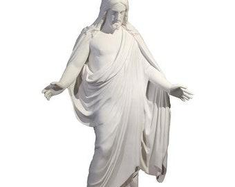 """S1 - Marble Statue Christus Statue 19"""""""