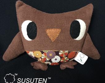 Haru the Owl