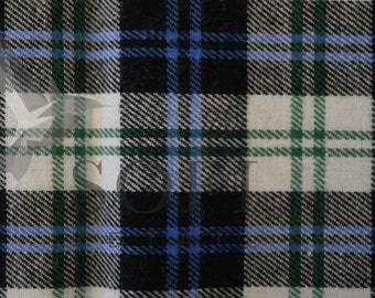 Cotton Flannel Plaid 9 Tartan Fabric by the Yard