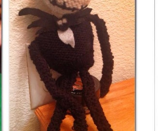 Jack Skellington Doll