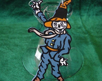 Wizard of Oz Scarecrow Ornament