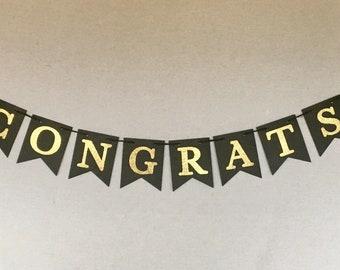 CONGRATS BANNER, congratulations banner, 2018 banner, congrats grad banner, congrats toppers, graduation, graduation banner, grad, 2018
