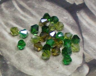 Crystal Mix Greens