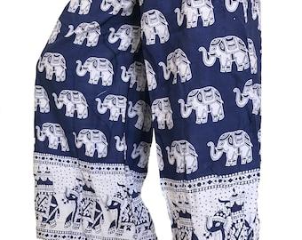 Reyon Elephant Printed Plazo