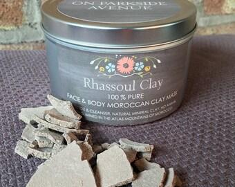 Rhassoul Clay 8 oz.