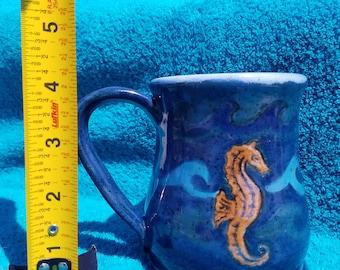 Seahorse - Enjoy the Ride, 14oz. Mug