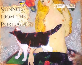 Cats, Love, Klimt and Poetry