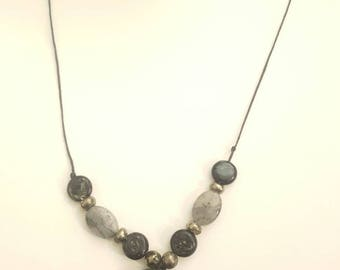 Face-of-the-Moon Necklace