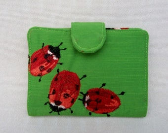 Mirror Case - Lady Bugs