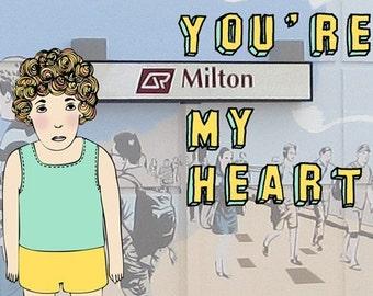 Brisbane Card - Milton