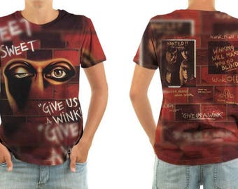 SWEET give us a wink shirt all sizes