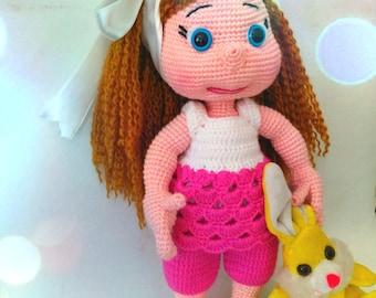 Crochet doll, amigurumi doll, baby crochet, birthday gift,Toy for decoration,Gift for children,crochet amigurumi doll,crochet amigurumi