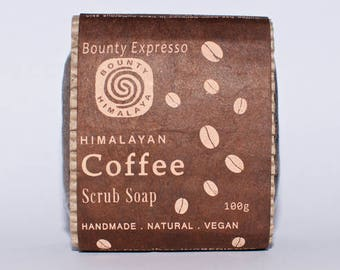 natural soap. Handmade in the Himalaya, a true artisan Nepalese product.