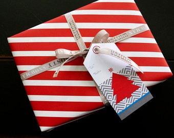 Christmas Gift Tags - printable digital download