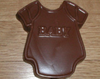 Baby Onesie Lolly Chocolate Mold