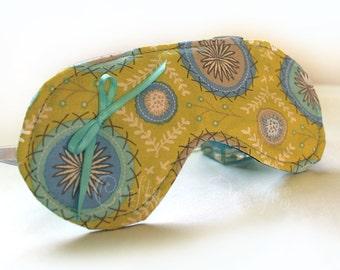 Sleep Eye Mask, Dashwood Studio Fabric Mask, Sleep Mask, Travel Mask, Mothers Day Gift