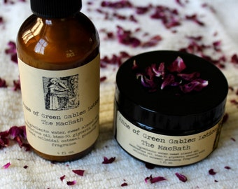 Anne of Green Gables Rose Body Lotion