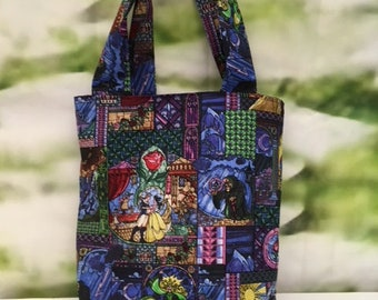Medium Beauty and the Beast Tote