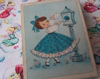 most adorable hallmark card box
