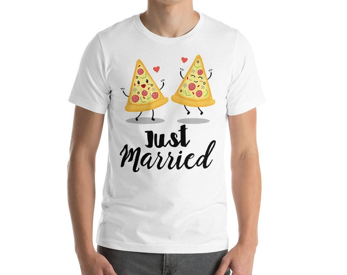 Just Married, Bride T-Shirt, honeymoon t-shirt, wedding t-shirt, just married shirt, honeymoon tees, couple shirts, just married t-shirt