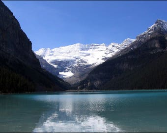 Poster, Many Sizes Available; Lake Louise, Banff National Park, Canada