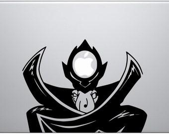 Code Geass Zero Vinyl Decal for Laptop