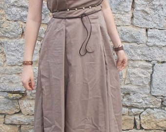 dress was Celtic elven veil