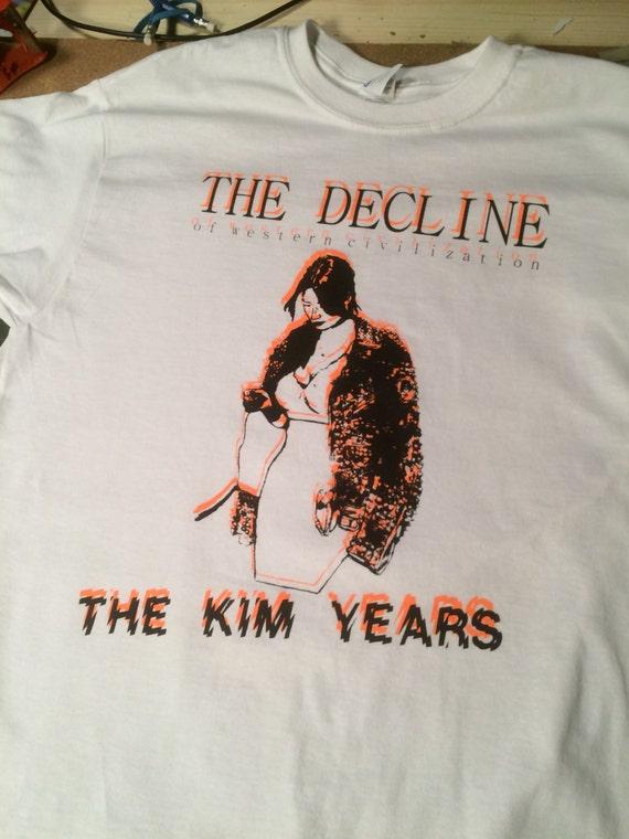 The Kim Years shirt Kim Kardashian punk
