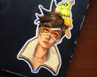 Tracer Sticker