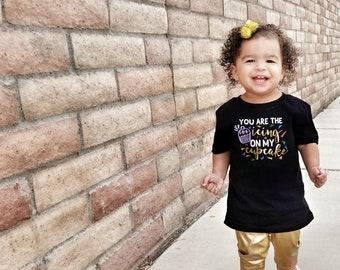 Cupcake Shirt, Cupcake Onesie, Icing on my cupcake, Baby Girl Shirt, Baby Girl Onesie, Cupcake, Baby Shower Gift