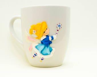 Fairy cup. Кружка фея.