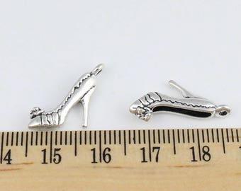 5 High Heel Shoe Charms - EF00262