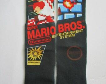 super mario bros novelty socks classic nintendo buy any 3 pairs get the 4th pair free