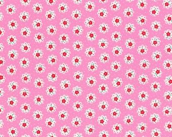 SALE! Floral Collection - Flower Sugar by Lecien - Made in Japan - Lecien Fabrics - Floral Fabrics - Flower Sugar Fabrics - Fabric by Yard